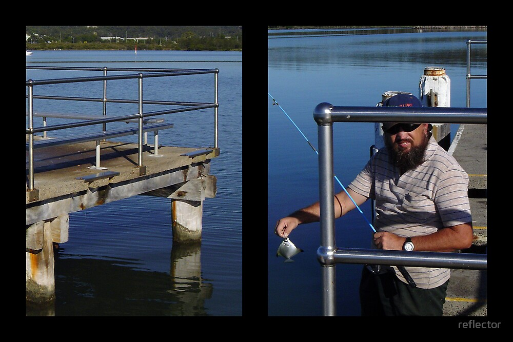 Lake Life by reflector