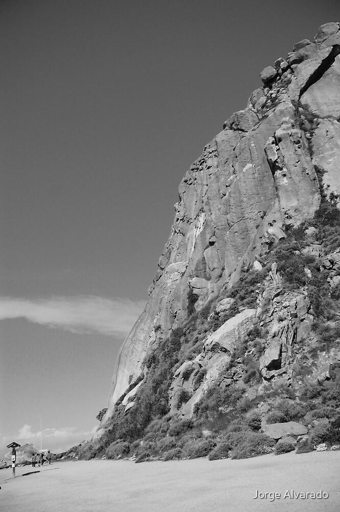 Spacious Mountain by Jorge Alvarado