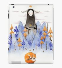 the mountain king iPad Case/Skin