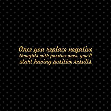 """Once you replace... """"Willie Nelson"""" Positive Quote by Powerofwordss"""