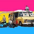 Pansexual GISHBUS by saltandcaffeine