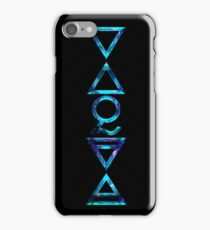 EARTH, AIR, SKY, WATER, SPIRIT V  - alchemy mist eternal iPhone Case/Skin