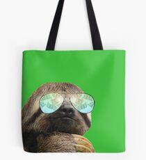 Bling Sloth Tote Bag