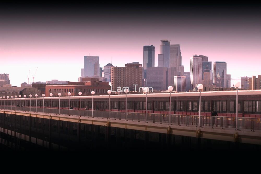 MN Cityscape by Lam Tran