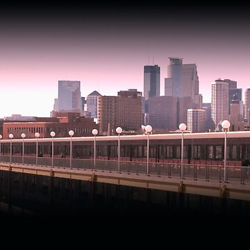 MN Cityscape by tranGraphics