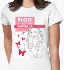 Blog il volo di una farfalla T-Shirt