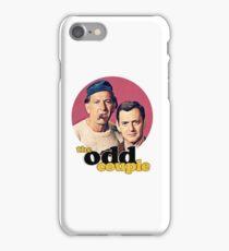 The Odd Couple iPhone Case/Skin