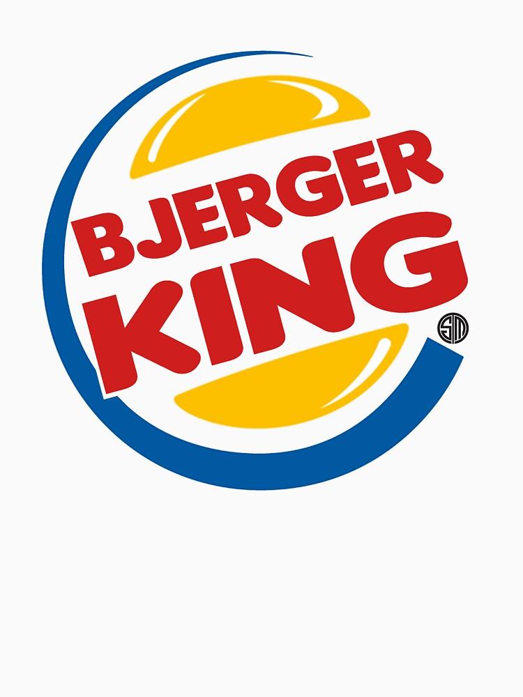 Bjerger King | Unisex T-Shirt