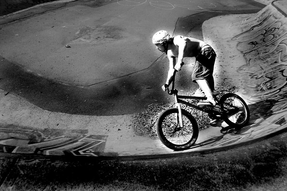 Light Rider by Ameliashaw