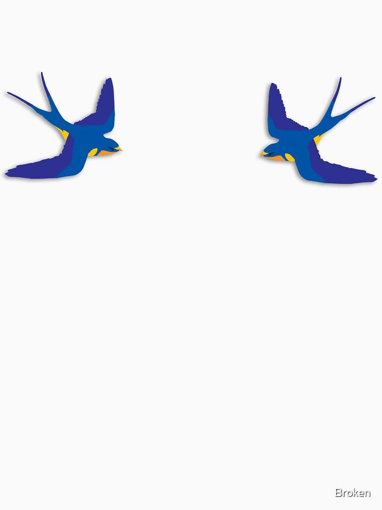 Swallows by Broken