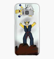 The best fights are personal. Samsung Galaxy Case/Skin