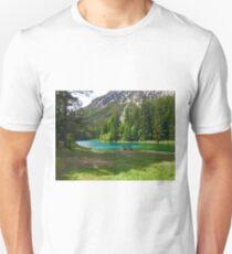 Bench at Green Lake T-Shirt