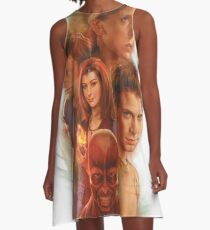 Buffy the Vampire slayer A-Line Dress