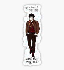James Potter Sticker