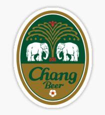 chang beer Merchandise Sticker
