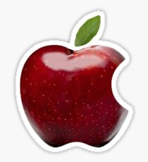 Apple Fruit Sticker