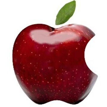 Apple Fruit by MyAwesomeBubble