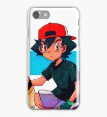 Ash (Movie 5) iPhone Case/Skin
