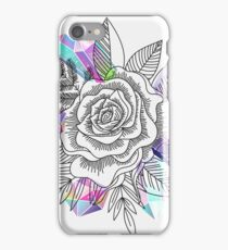 Rose and Crystals iPhone Case/Skin
