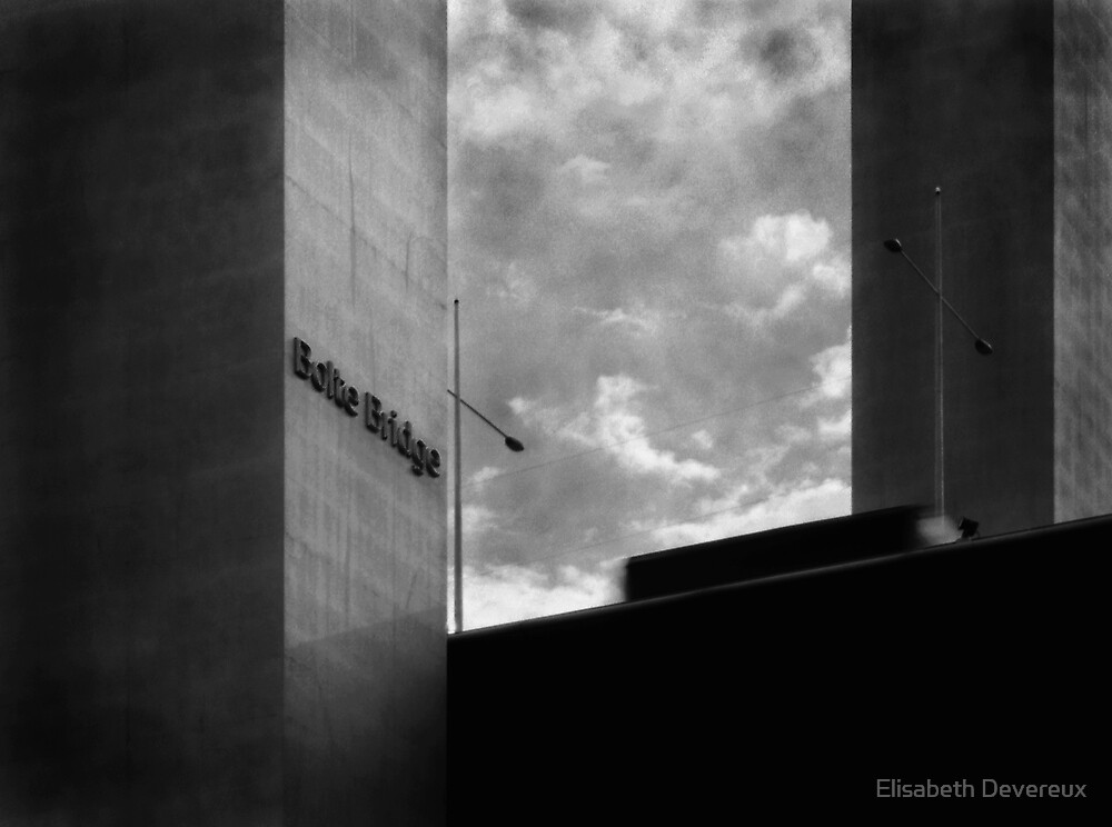 Bolte Bridge #4 by Elisabeth Devereux