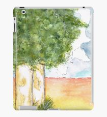 Outback Gumtrees iPad Case/Skin