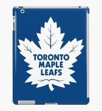 toronto maple leafs iPad Case/Skin