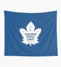 toronto maple leafs Wall Tapestry