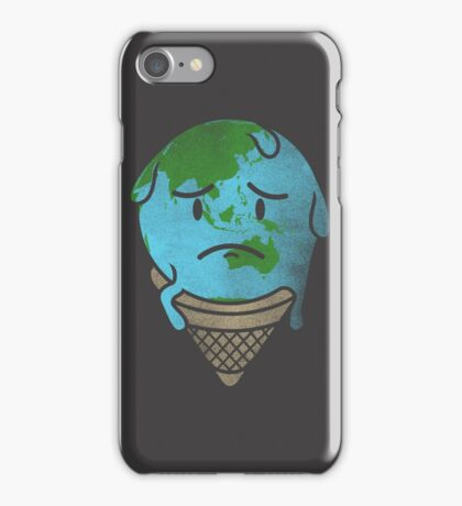 Melting Point iPhone Case/Skin