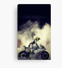 valentino rossi best wallpaper Canvas Print