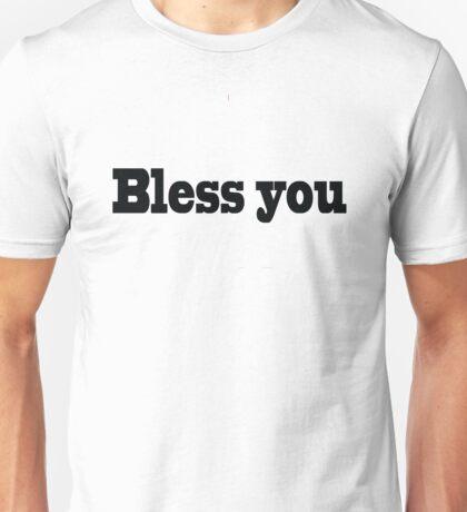 Bless you (black) T-Shirt