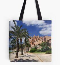 Palma Palm Tree Tote Bag