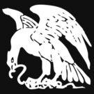 eagle v's Snake - White Version by troyw