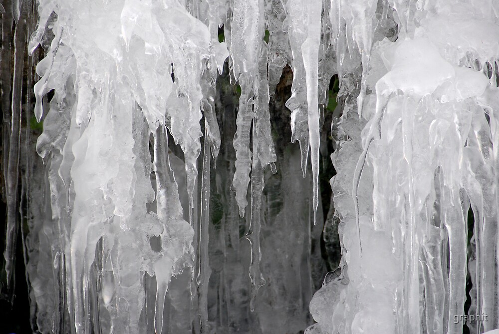 coulée glaciale by graphit