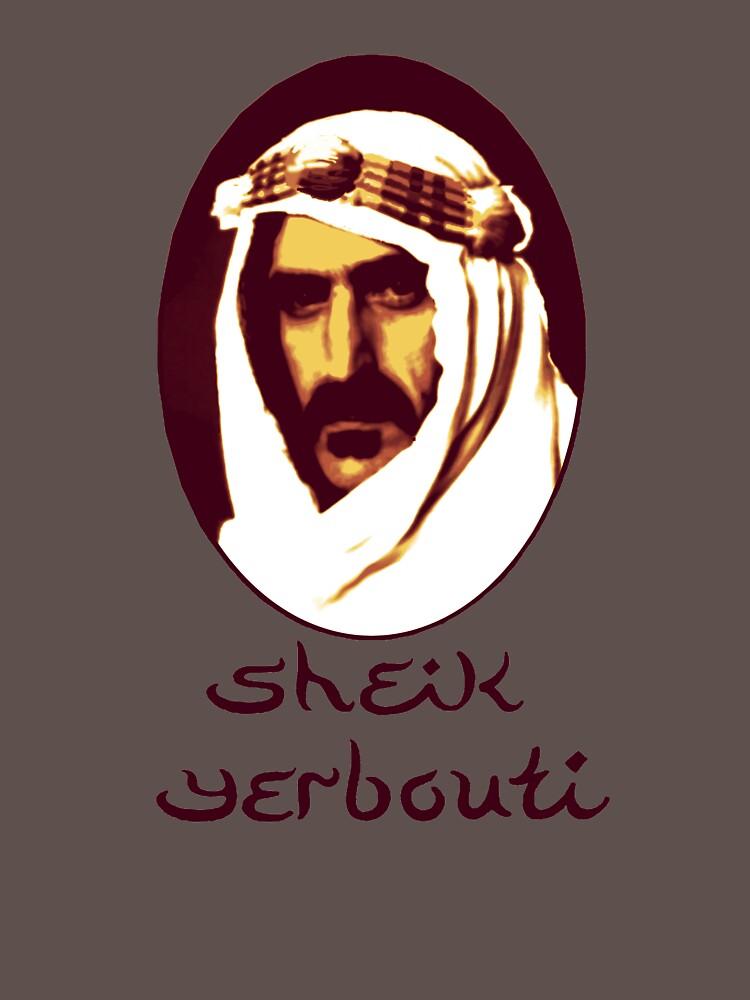 Sheik Yerbouti   Unisex T-Shirt