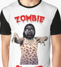 Zombie Slayer Graphic T-Shirt