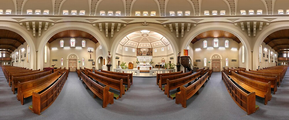 Corpus Christi Church, Brisbane by David James