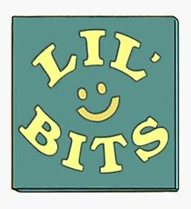 Lil' Bits - Rick and Morty Photographic Print