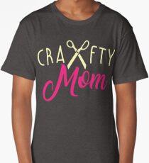 Crafty Mom  Long T-Shirt