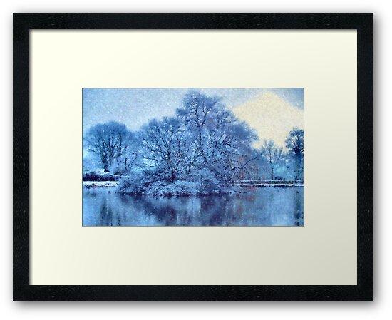 winter blues by smurfette57