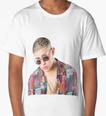 Bad Bunny Long T-Shirt