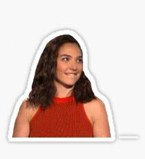 Gal Gadot Sticker