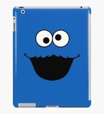 cookies monster 2 iPad Case/Skin