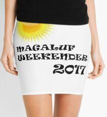Magaluf logo Mini Skirt
