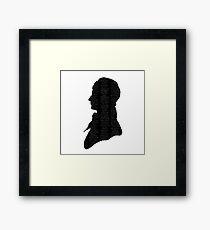 Fitzwilliam Darcy Framed Print