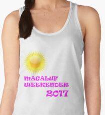 Magaluf weekender 2017 pink Women's Tank Top