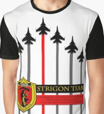 STRIGON TEAM ( Ace Combat 6: Fires of Liberation) Graphic T-Shirt