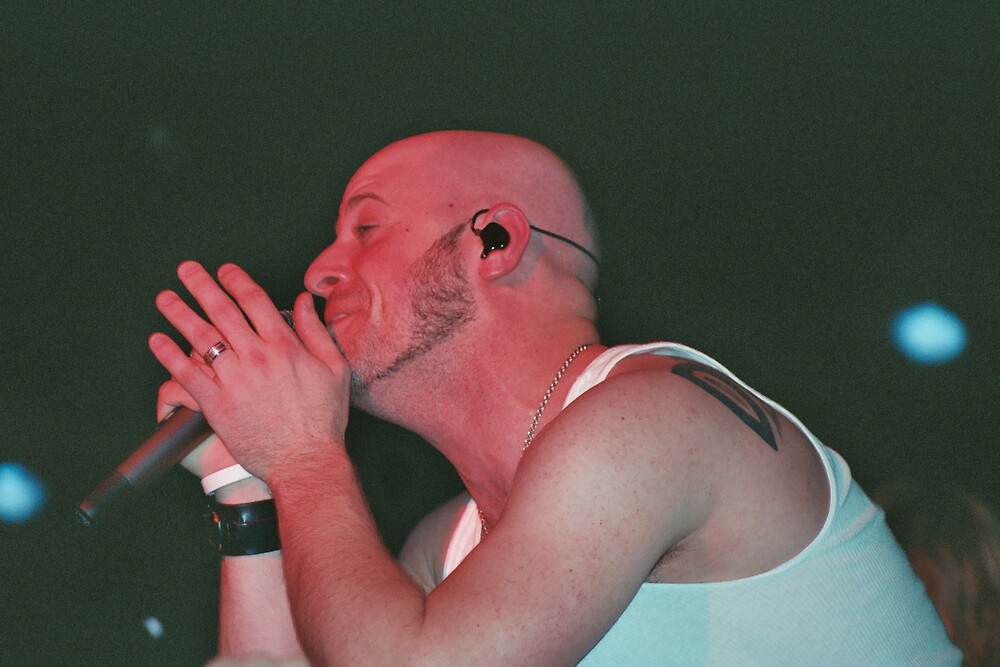 Chris Daughtry by Corina