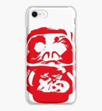 Traditional Daruma Red iPhone Case/Skin
