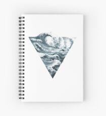 Elemental Alchemy: Water (colour) Spiral Notebook