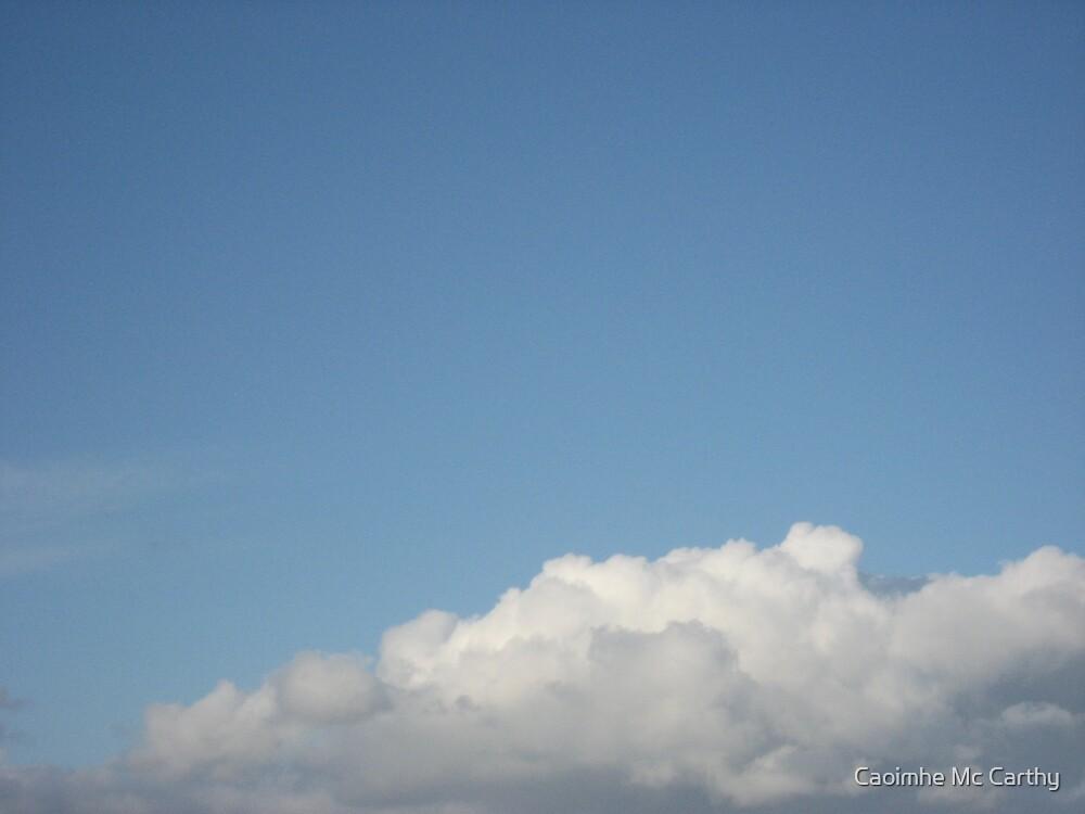 Cloud by Caoimhe Mc Carthy